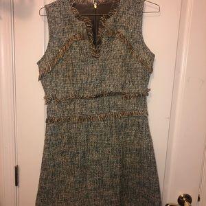 Tory Burch woven dress